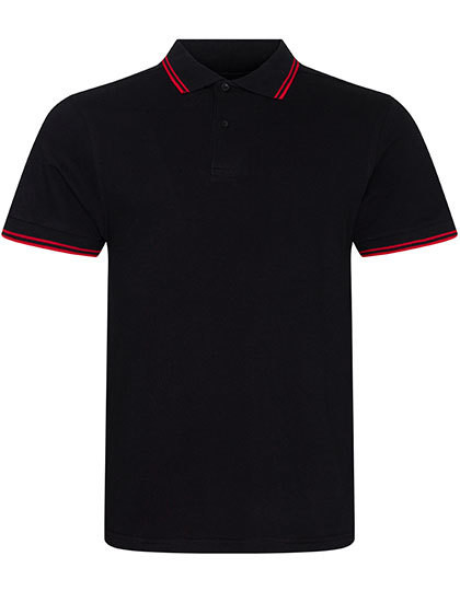 JP003 Just Ts & Polos Stretch Tipped Polo